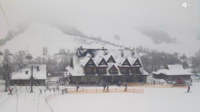Wyciąg narciarski - Chyrowa