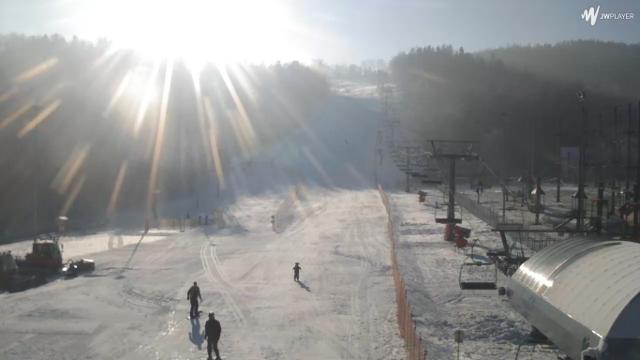 Stok narciarski Dębowiec - Bielsko-Biała