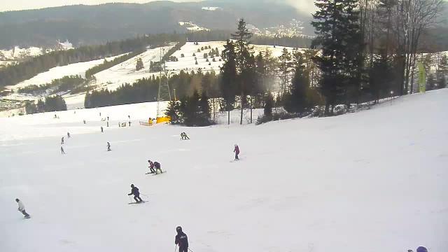 Centrum narciarskie Azoty - Krynica-Zdrój