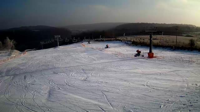 Stok narciarski - Bałtów