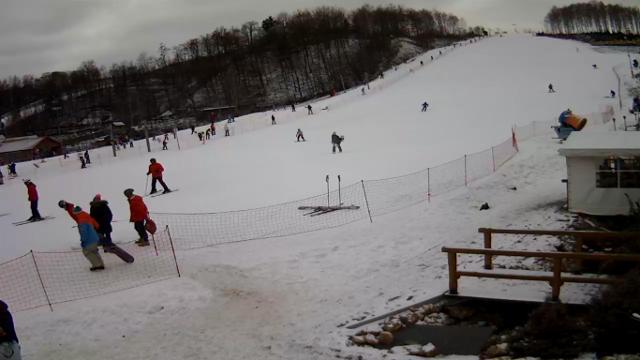 Kompleks narciarski - Bałtów