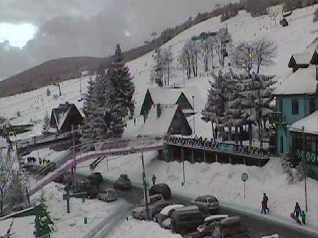 Tereny narciarskie  - Zieleniec Duszniki-Zdrój