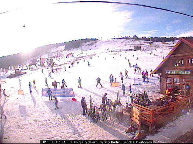 Stok narciarski Winterpol - Zieleniec Duszniki-Zdrój