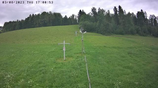 Stok narciarski - Chabówka