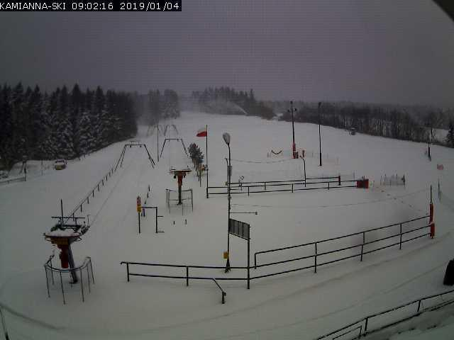 Stacja narciarska - Kamianna