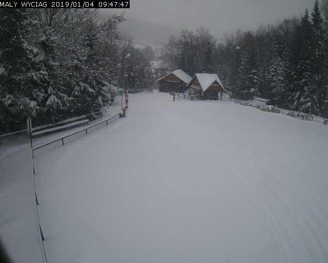 Stok narciarski - Kamianna