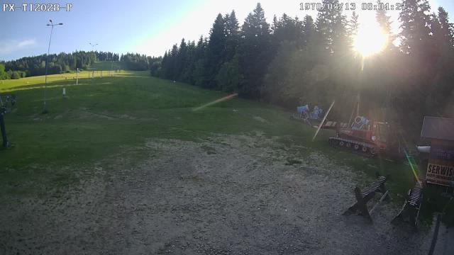 Lesko-Ski stacja narciarska dolna - Weremień