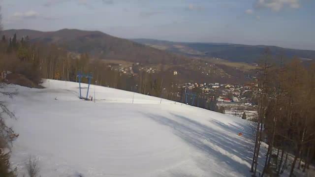 Stacja narciarska - Ustrzyki Dolne