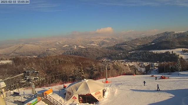Stacja narciarska - Wisła