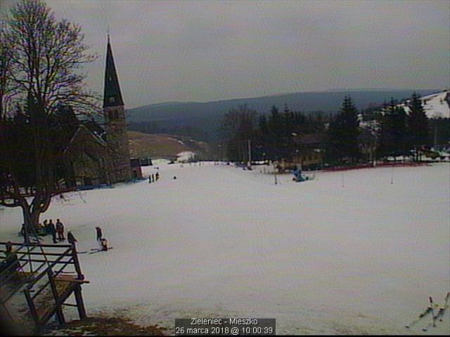 Stacja narciarska Mieszko - Zieleniec Duszniki-Zdrój