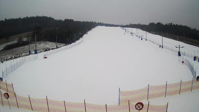 Stok narciarski - Niestachów